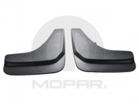 Front Flat Molded Splash Guards