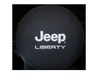 Liberty Logo Spare Tire Cover