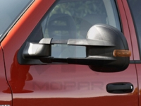 Lighted Trailer Tow Mirrors