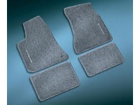 Dodge Logo Carpet Floor Mats
