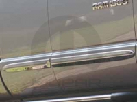 Chrome Door Molding Kits