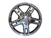 18 Inch 5 Spoke Chrome Wheel