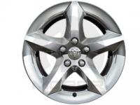 17 Inch 5 Spoke Chrome Wheel