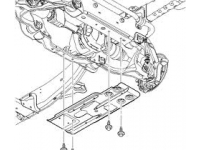 Front Suspension Skid Plate