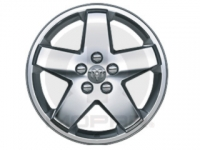 18 Inch Chrome Clad Aluminum Wheel