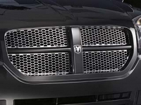 Chrome Honeycomb Grille