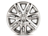 17 x 6.5 Chrome Clad Aluminum Wheel