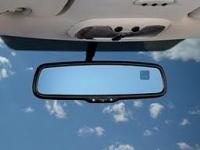 Auto-Dimming Temperature and Compass Mirror