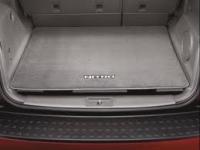 Carpeted Cargo Area Mat