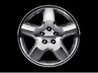 18 Inch Chrome Clad Wheel