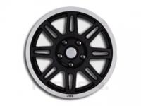 Black Painted 17 Inch Wheel