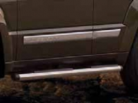 Chrome Tubular Side Steps