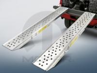 Folding Cargo Ramp