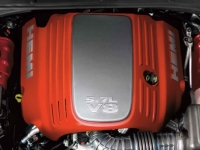 Hemi Orange Engine Cover