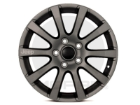 Dark Grey Metallic 18 Inch Wheel