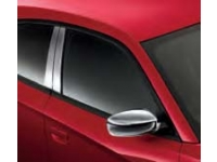 Stainless Steel B-Pillar Covers