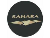 Sahara Logo Spare Tire Cover