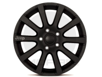 Night Fever Black 18 Inch Wheel