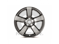 20 Inch 5-Spoke Clad Wheel With Black/Chrome Finish