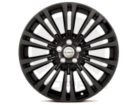 20 Inch Multi Spoke Wheel with Gloss Black Finish