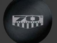 70th Anniversary Spare Tire Cover