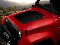 Jeep Hood Decal