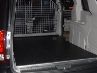 Molded Cargo Area Tray