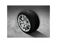 19 Inch Rear SRT Forged Aluminum Wheel