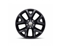 17 Inch Black Cast Aluminum Wheel