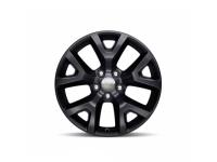 17 Inch Black Cast Aluminum Wheel