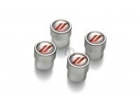 Dodge Logo Valve Stem Caps