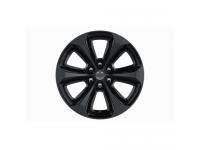 20 Inch Black Cast Aluminum Wheel