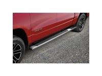 Wheel to Wheel Stainless Steel Tubular Side Rails