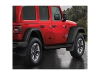 Deluxe Molded Front Splash Guards