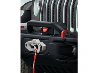 Grille and Winch Guard