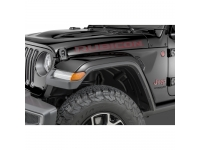 Rubicon Hood Decal Graphic