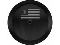 American Flag Logo Cloth Spare Tire Cover