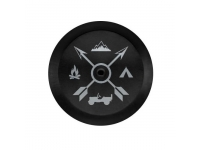 Camping Logo Cloth Spare Tire Cover