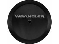 Wrangler Logo Cloth Spare Tire Cover