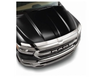 Chrome Front Air Deflector