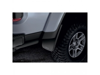 Deluxe Molded Rear Splash Guards