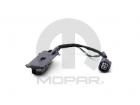 Backup Camera Close Out Cover