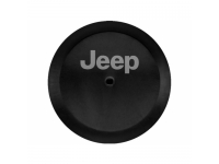 Jeep Logo Cloth Spare Tire Cover