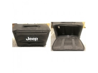 Jeep Logo Black Storage Bag