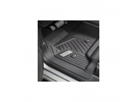 Second Row All Weather Floor Liners