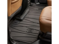 Second-Row Interlocking Floor Liner