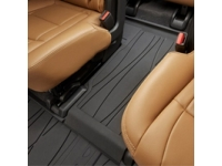 Third-Row One-Piece Floor Liner