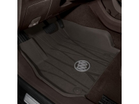 Front and Rear Floor Liners