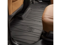Second Row All-Weather Floor Mat