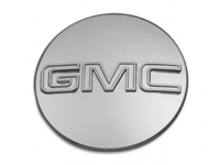 GMC Logo Chrome Center Caps